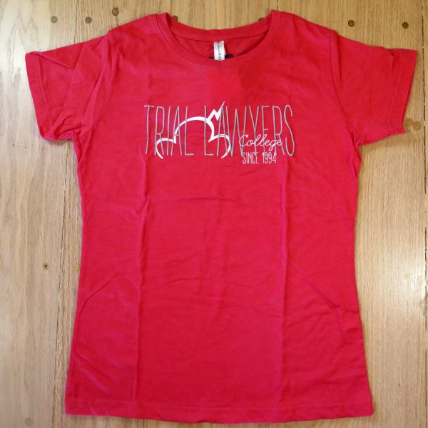 Womens 1994 T old version Red